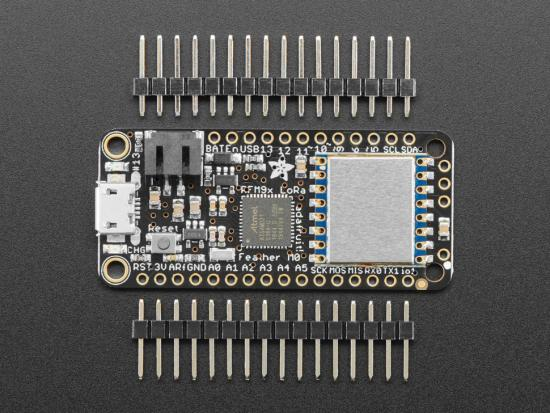 Adafruit Feather M0 RFM96 LoRa Radio - 433MHz