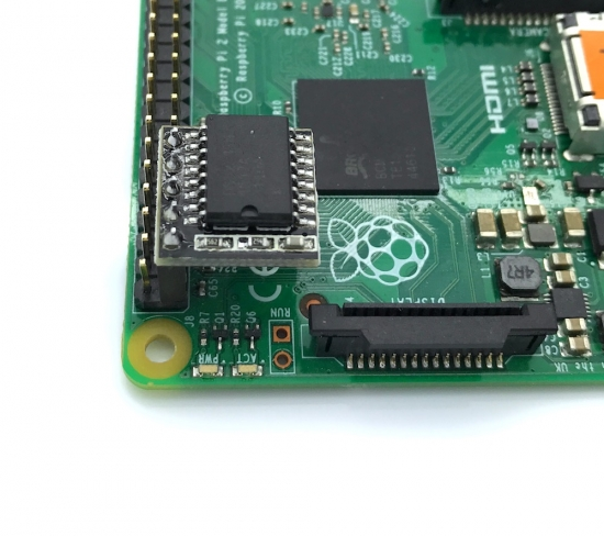 DS3231 Real Time Clock Modul für Raspberry Pi