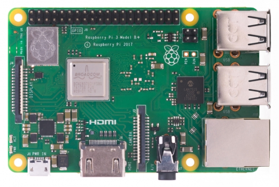 Raspberry Pi 3 Modell B+ - Light Starterkit