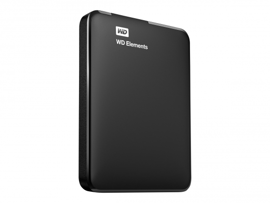 Western Digital WD Elements, externe 2.5