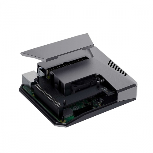 Argon ONE Case für Raspberry Pi 4