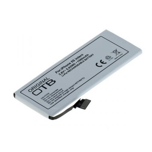 Akku kompatibel zu Apple iPhone 5S Li-Polymer 1560mAh