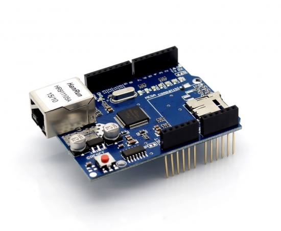 Ethernet Shield für Arduino Uno / Mega 2560