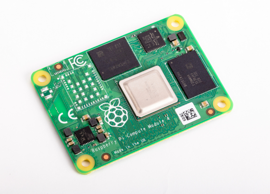 Raspberry Pi Compute Module 4 2GB RAM, 32GB Flash