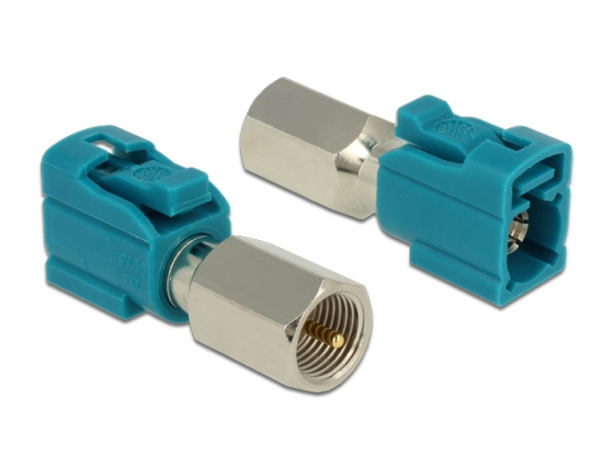 Adapter FAKRA Z Buchse - FME Stecker