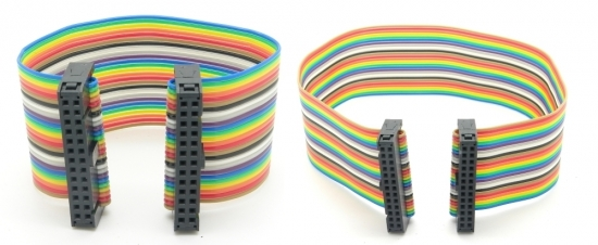 GPIO Kabel 26pin Rainbow für Raspberry Pi