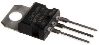 L7805ABV - Spannungsregler, linear, 5V, 1A, TO-220, 3-pin