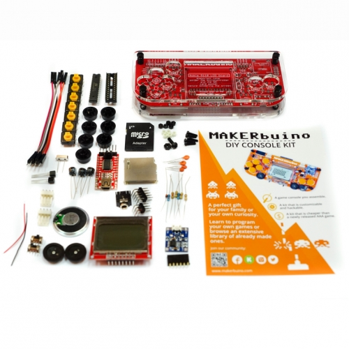 MAKERbuino Inventor's Kit