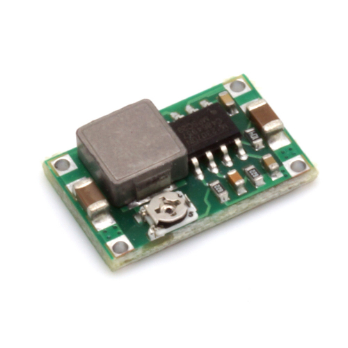Mini Step-Down Converter einstellbar 4,75-23V -> 1-17V / 3A