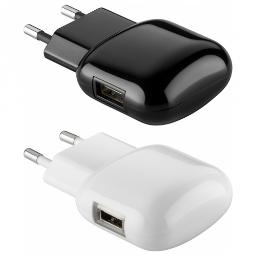 USB Ladeadapter mit Quick Charge 3.0 Schnellladetechnologie, 2A